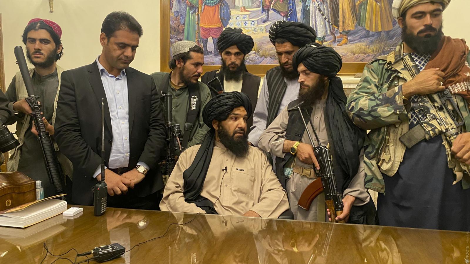 """Какие страны талибы пригласили """"в гости"""""""