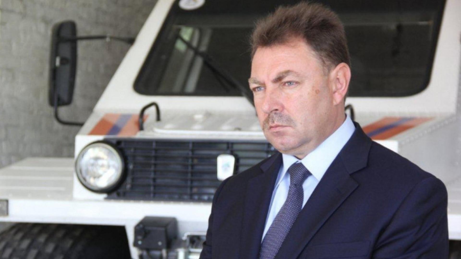 Юрий Ильин выразил соболезнования в связи с гибелью российского коллеги