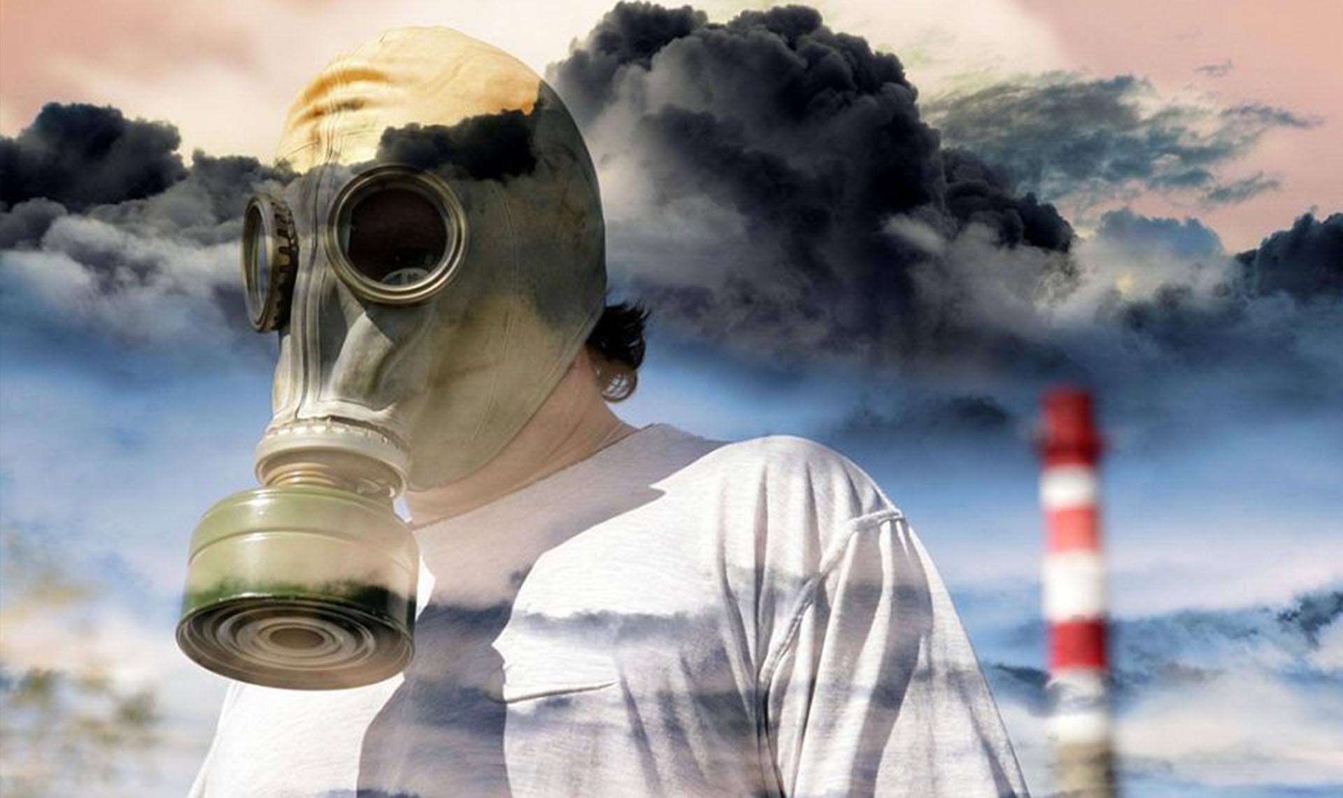 Грязный воздух убивает больше людей, чем коронавирус