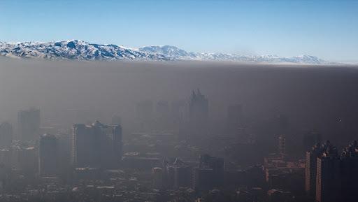 В Алматы сильно снизилась скорость ветра