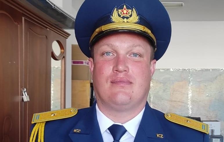 Как летчик Нацгвардии спас пассажирку на рейсе Киев – Нур-Султан