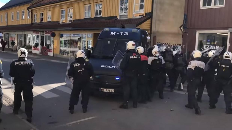 Бойня в Норвегии: погибшие были зарезаны, а не застрелены из лука