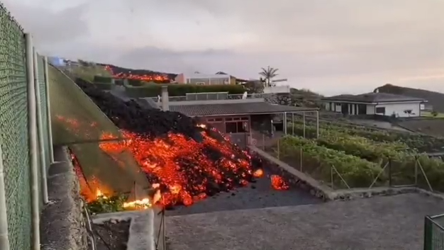 Апокалипсис на Канарах. Видео