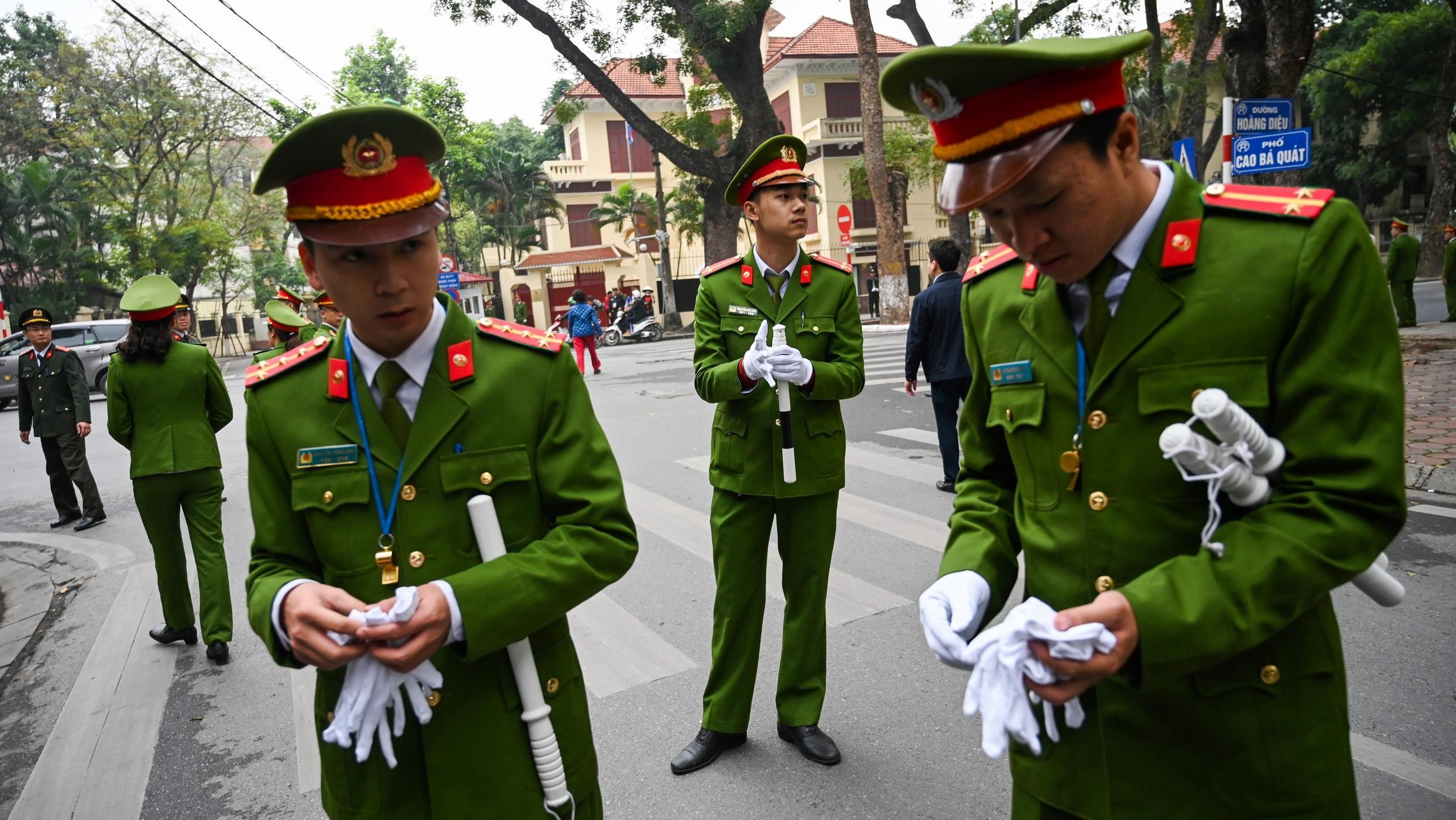 Жителя Вьетнама посадили на 5 лет за распространение коронавируса