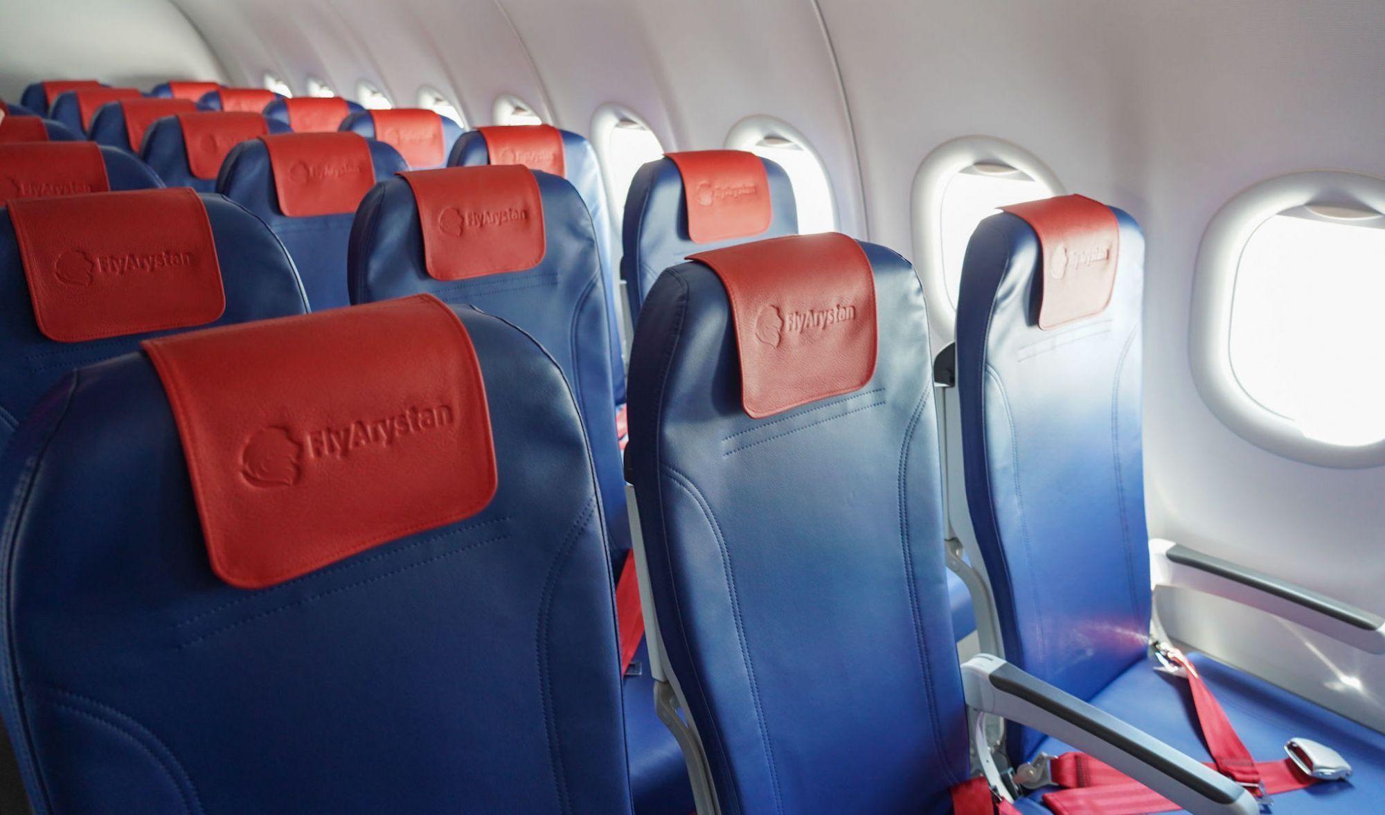 Казахстанка заявила, что авиакомпания нарушила права ее ребенка