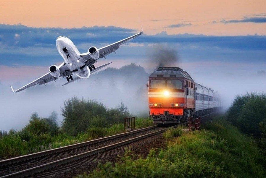 Коронавирус не миновал самолеты и поезда Казахстана