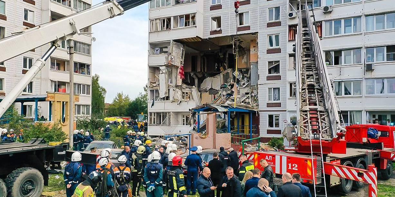 Взрыв прогремел в российской многоэтажке