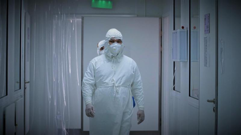 Сколько детей с коронавирусом лежат в больницах Алматы