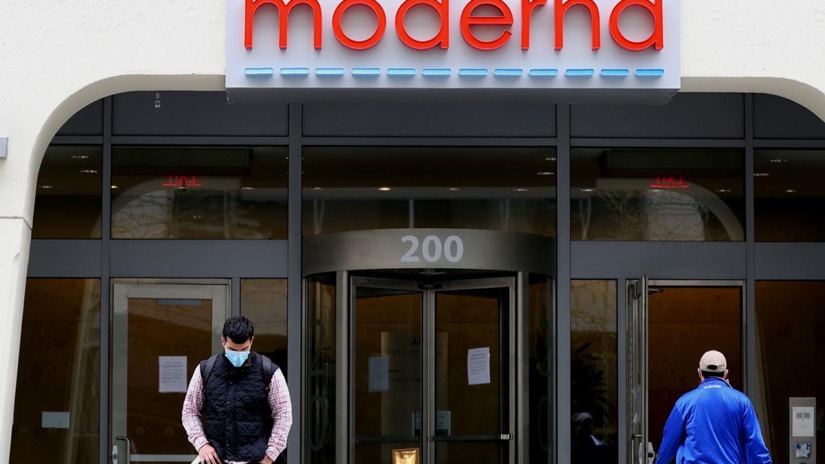 Прогноз по окончанию пандемии от главы Moderna