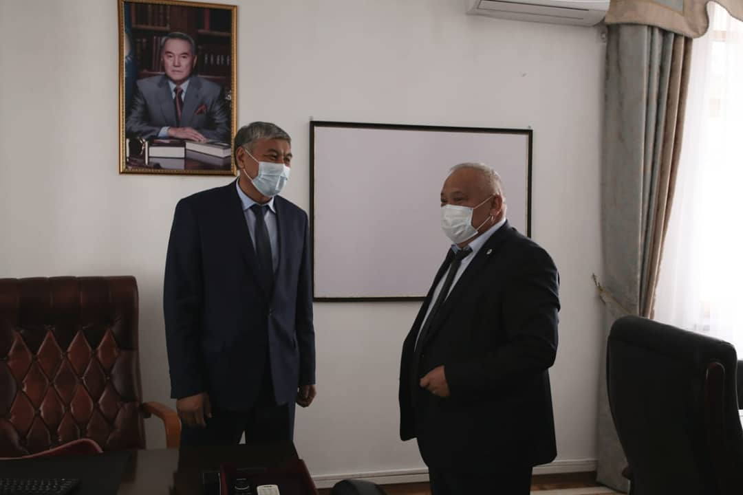 Назначен новый заместитель акима Талдыкоргана
