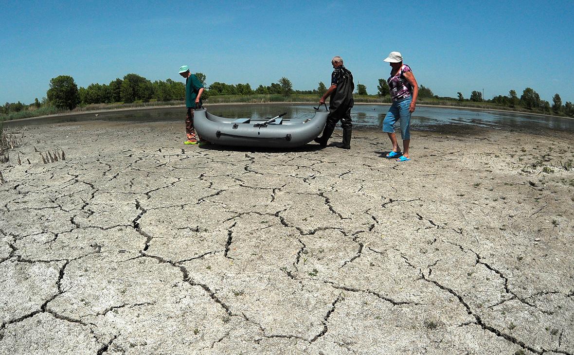 О катастрофических изменениях климата предупредили эксперты