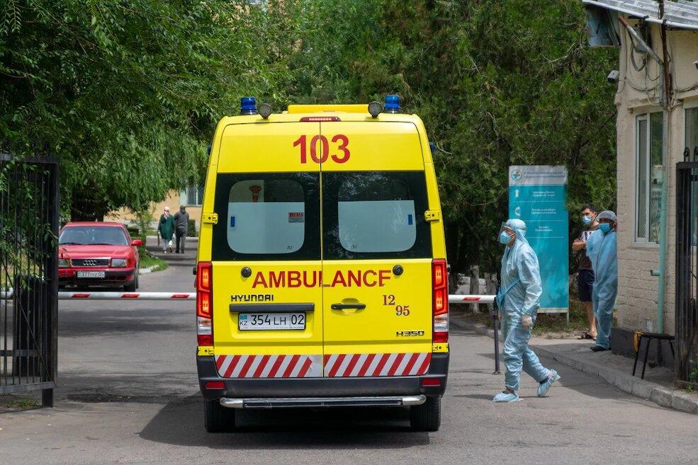 Обновлена статистика по коронавирусу в Казахстане