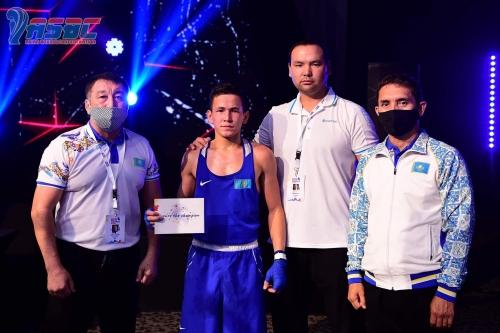Кто возглавил сборную Казахстана по боксу