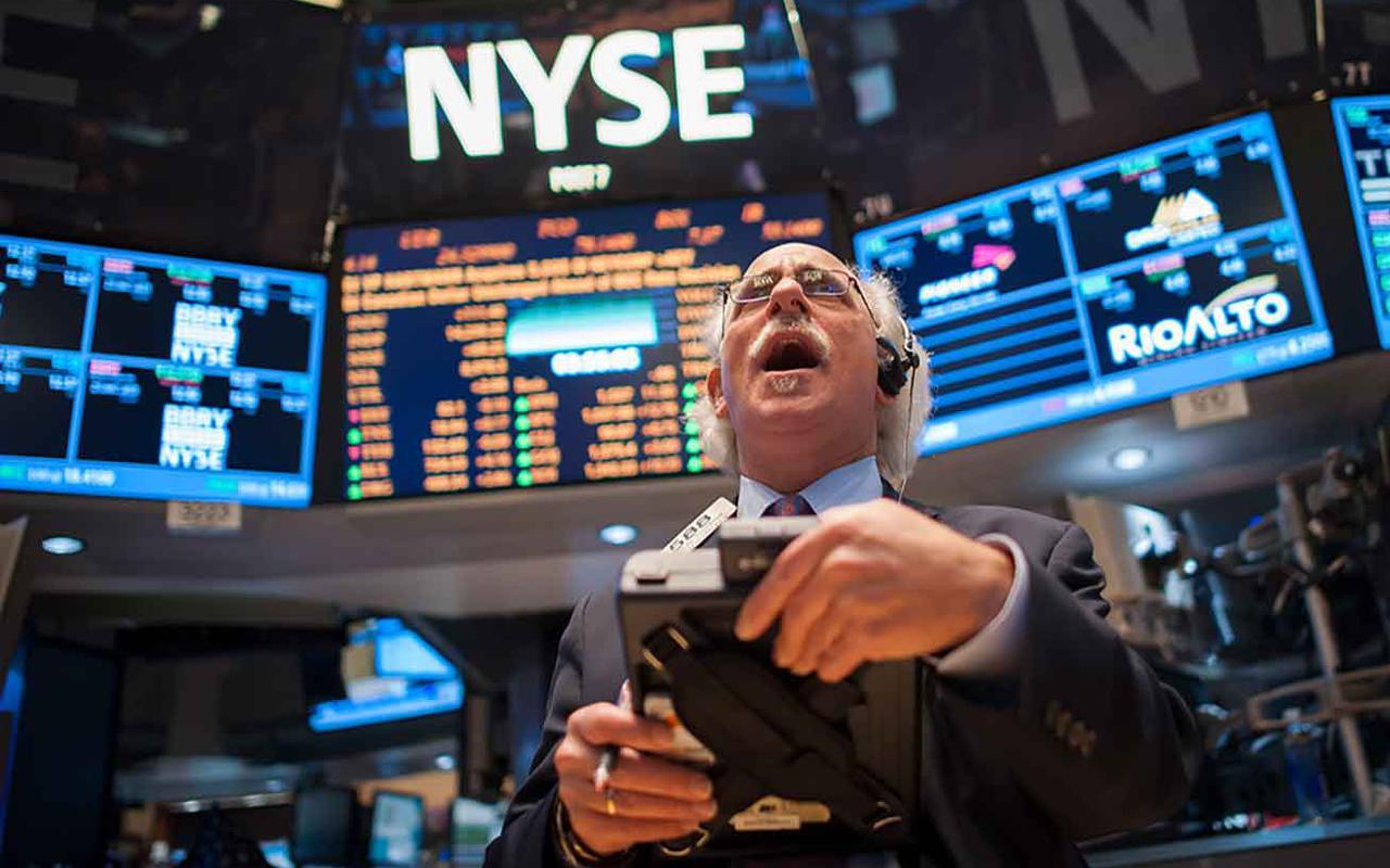 Фондовые индексы США уверенно выросли