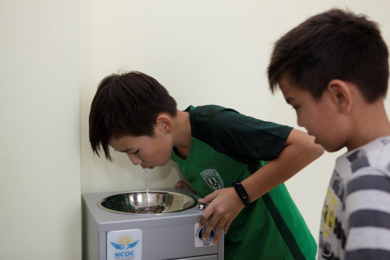 Каждая пятая школа в Костанайской области пользуется привозной водой