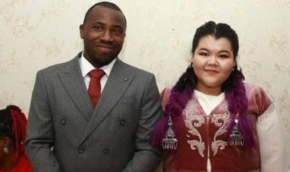 Вышедшая за нигерийца казашка рассказала о жизни