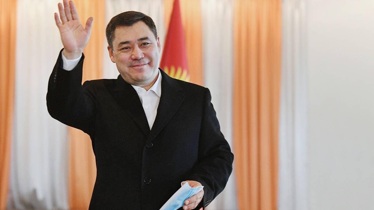 Полномочия президента расширили в Кыргызстане