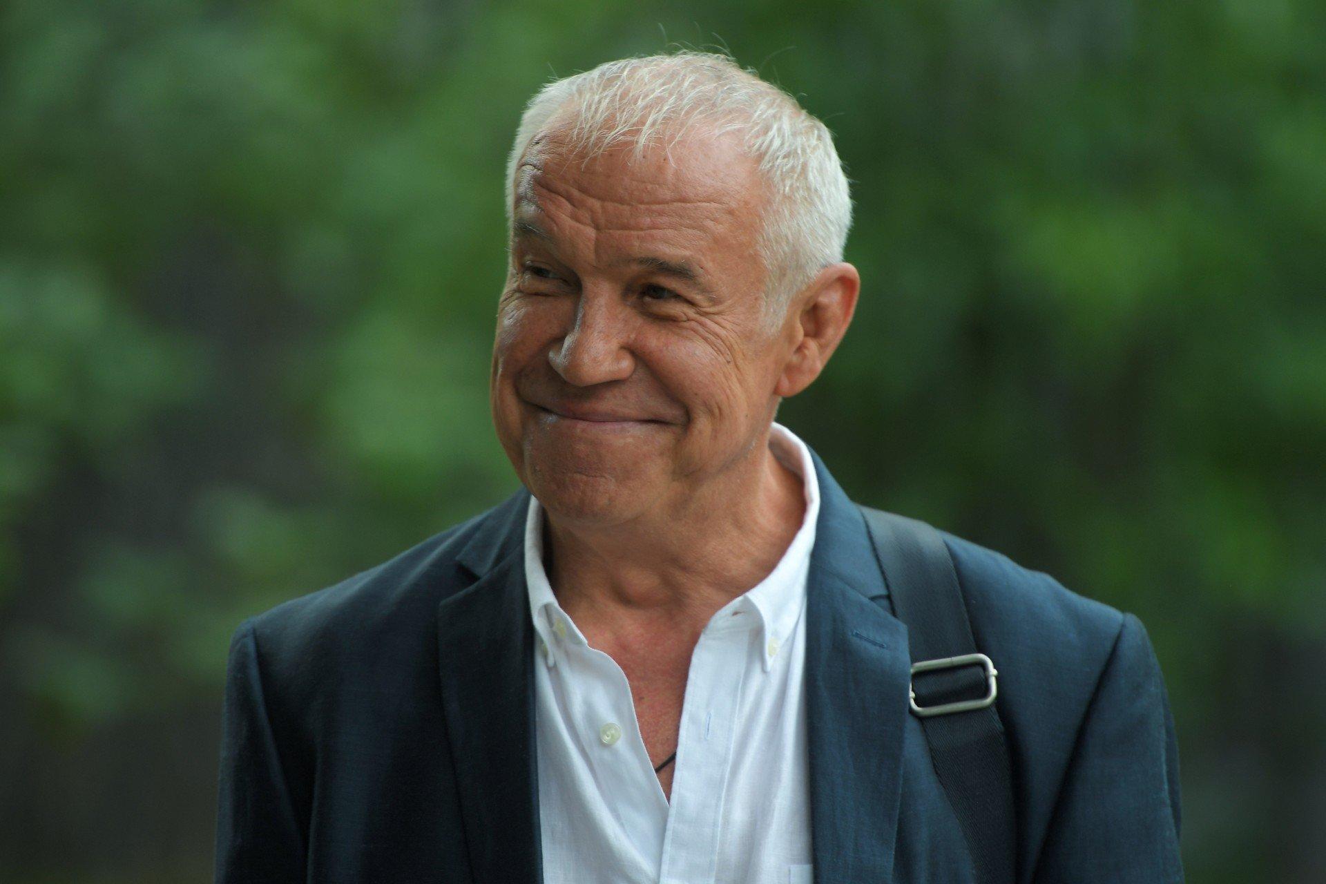 Сергей Гармаш восхитился казахстанским заповедником