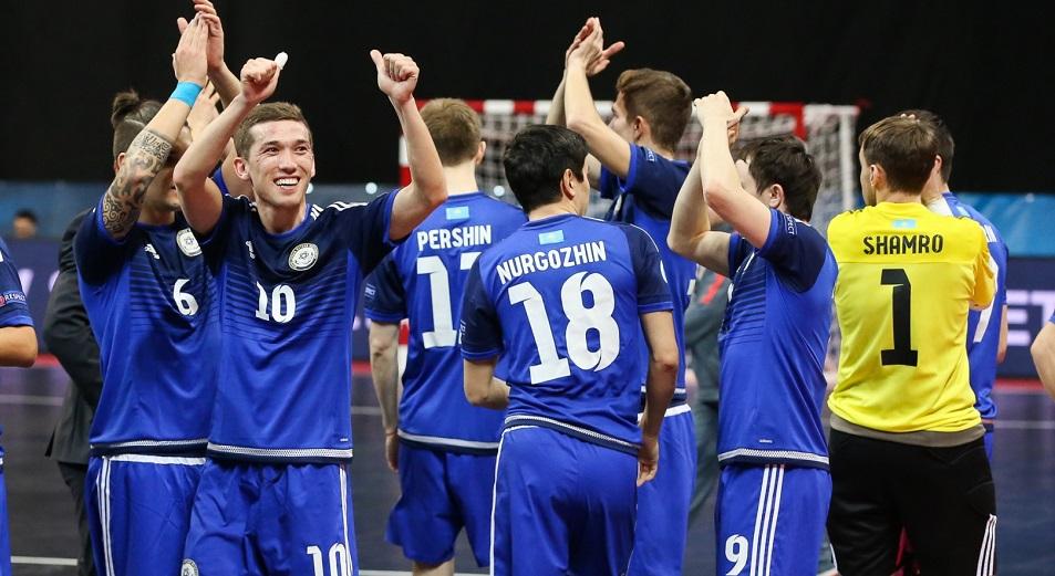 Футзальное Евро-2018: в «казахстанской» группе не будет Италии