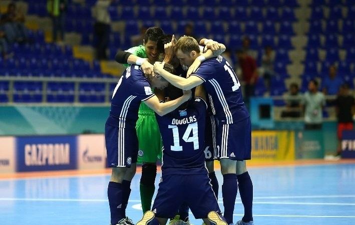 Казахстан-Коста-Рика: победа на классе
