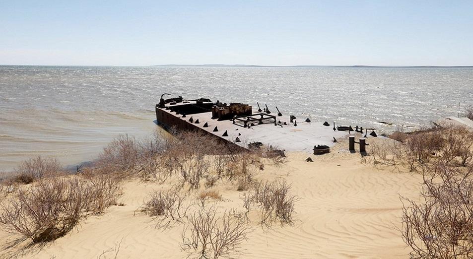 Касым-Жомарт Токаев благословил Аральское море