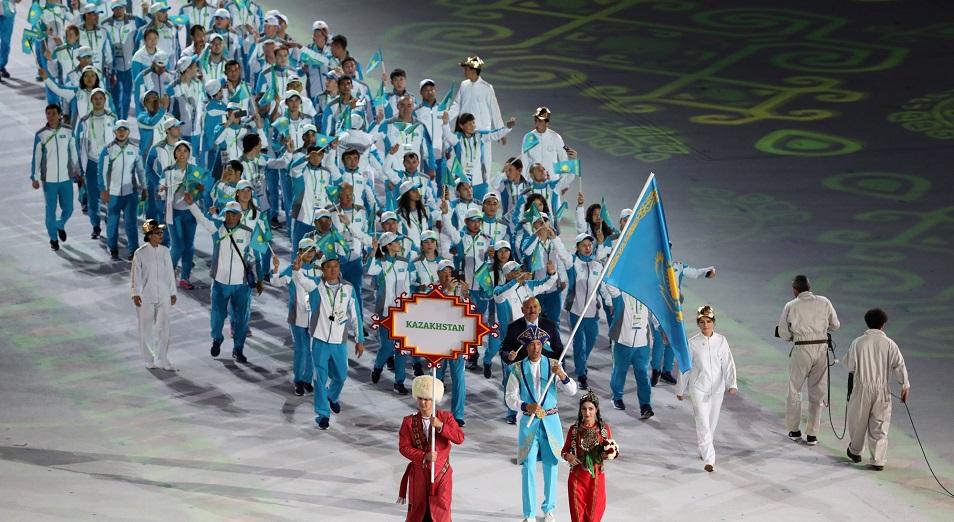Азиада-2017: Казахстан занял четвертое место