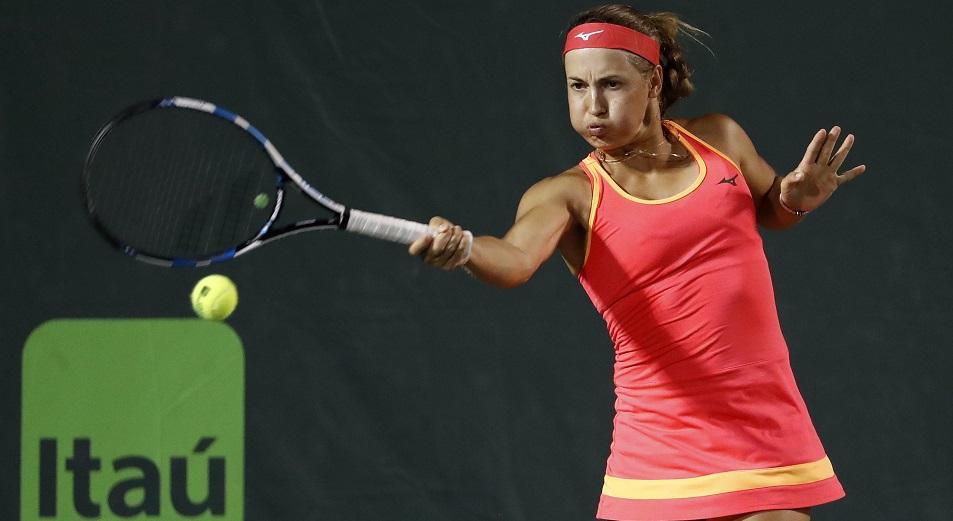 Путинцева – казахстанская одиночка в «одиночке» Roland Garros