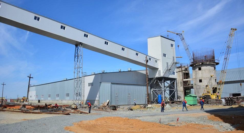 Рудненский цементный завод почти выпросил денег у Сбербанка