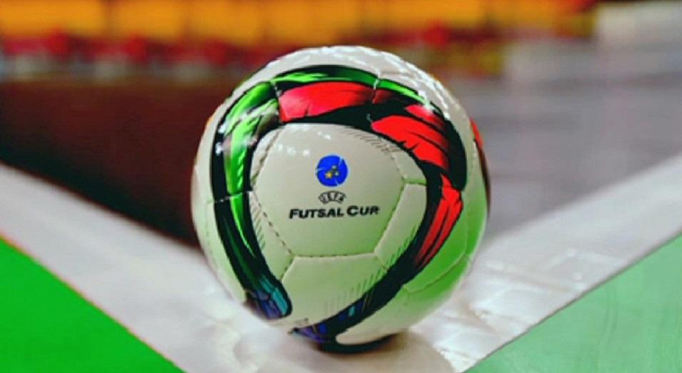Элитный раунд Кубка УЕФА по футзалу: «Кайрат» едет к «Интеру»