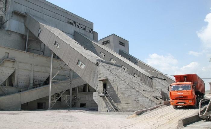 Цементному заводу в Рудном снова не хватает денег для старта