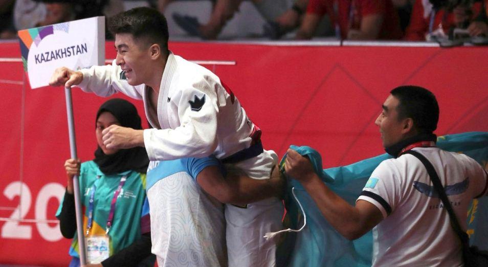 Нортаев о победе на Азиаде-2018: «Выходил на бои с установкой стать чемпионом»