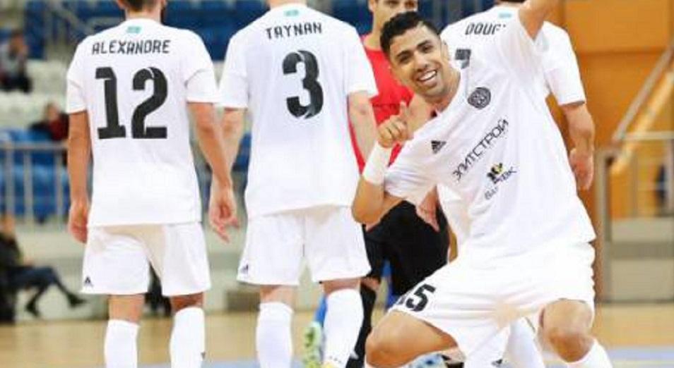 «Кайрат» досрочно вышел в элитный раунд Кубка УЕФА