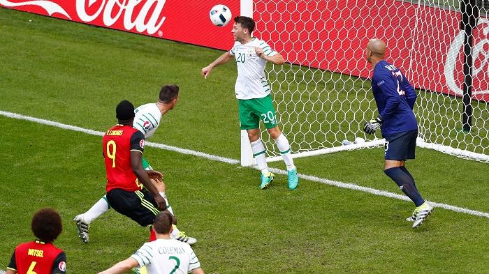 Евро-2016: Бельгия проснулась