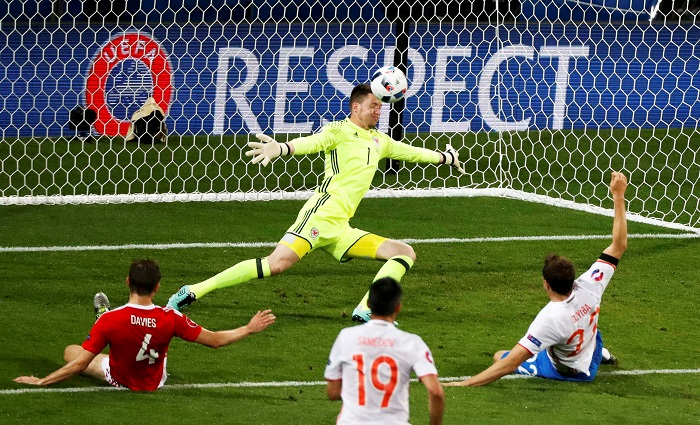 Евро-2016: Уэльс ответил Евсееву спустя 13 лет