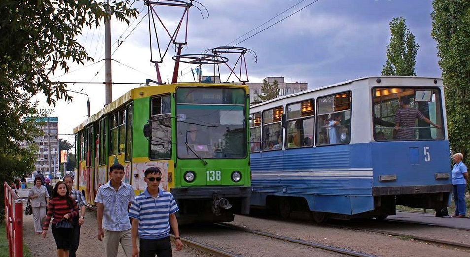 Трамваи в Павлодаре поедут в кредит