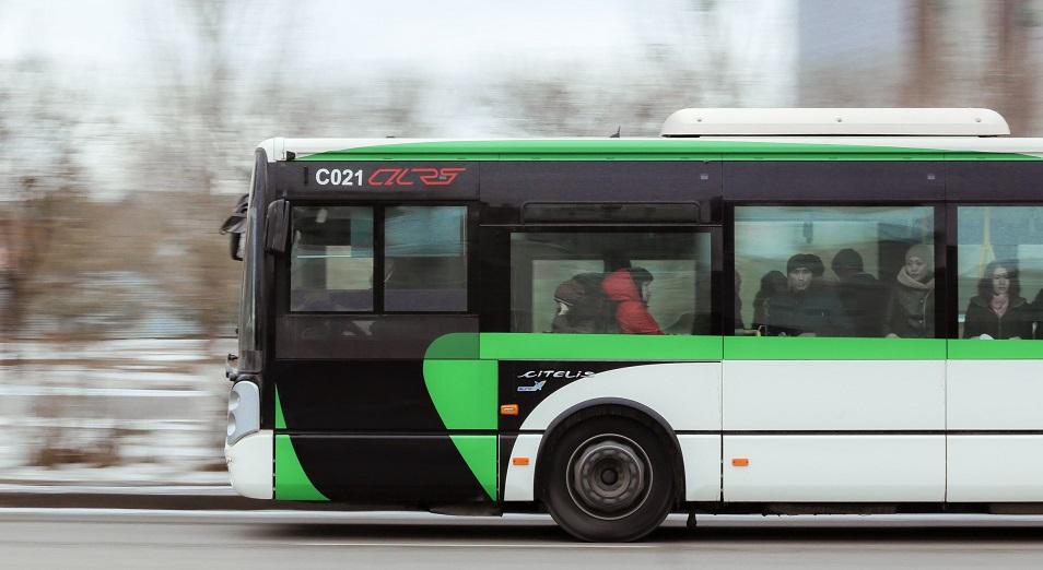 Тариф на проезд в столичных автобусах должен быть повышен