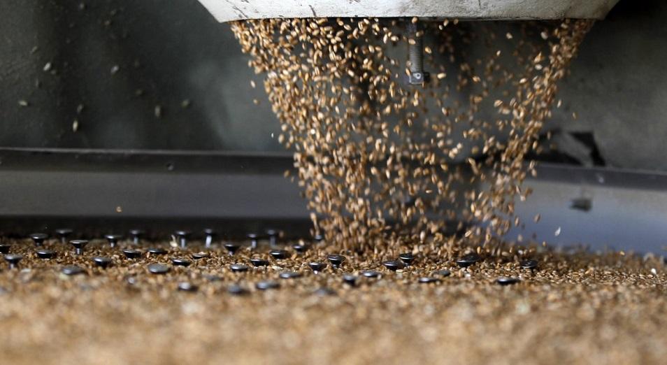 Казахстан начинает осваивать новые зерновые рынки
