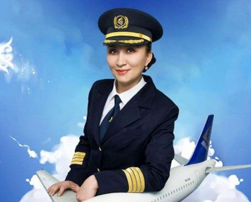Тоты Амирова получила должность в комитете гражданской авиации