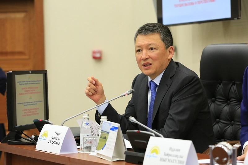 Предпринимателям РК необходимо качественное и стабильное законодательство - Кулибаев