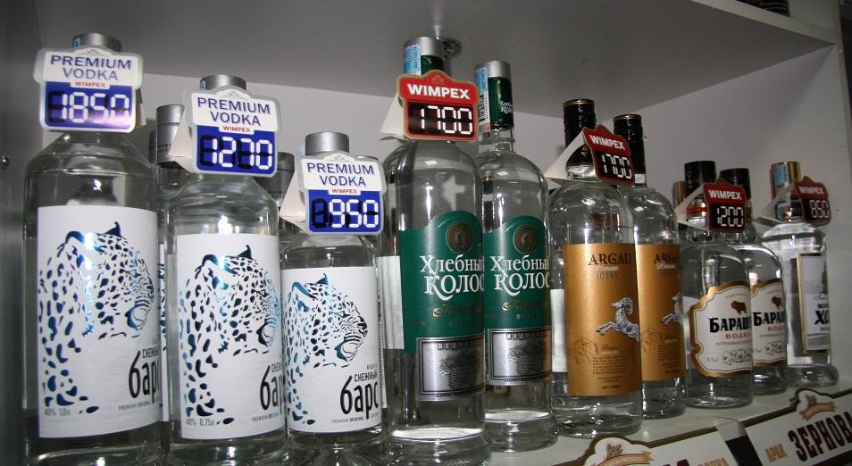 Лицензии на продажу алкоголя закрывают небольшие магазины