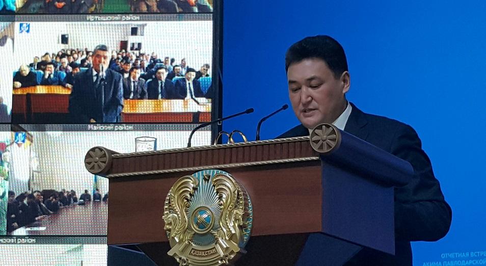Булат Бакауов: Наурыз для павлодарцев должен наступать в апреле