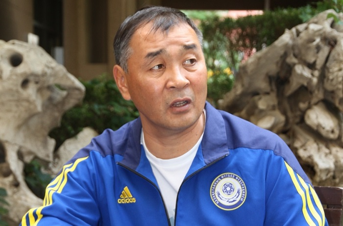Талгат Байсуфинов возглавил сборную Казахстана по футболу