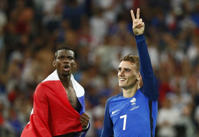Евро-2016: Позвоните, наконец, Гризманну!