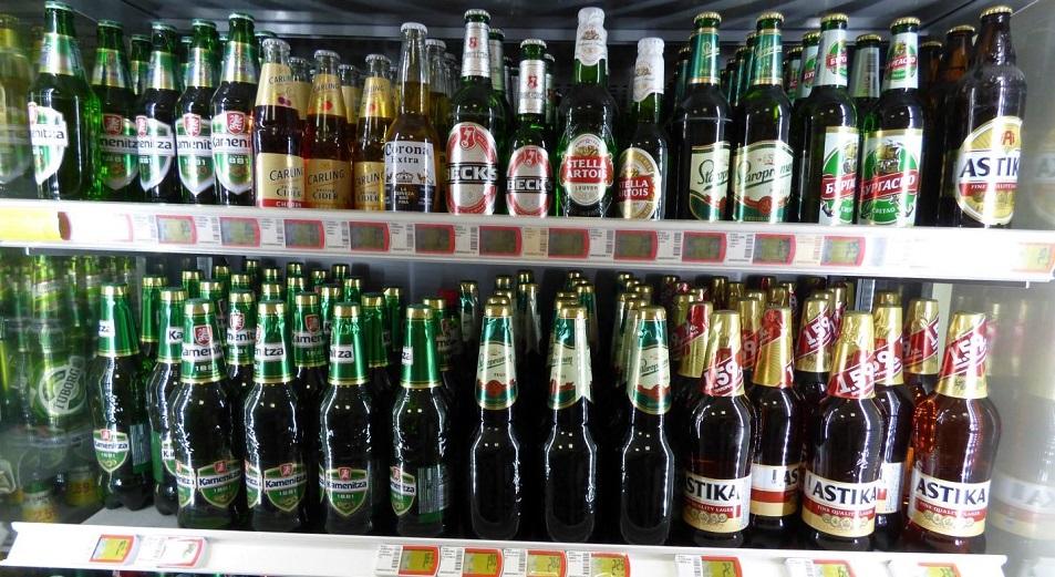 111 тыс. бутылок алкоголя изъято из оборота в Акмолинской области