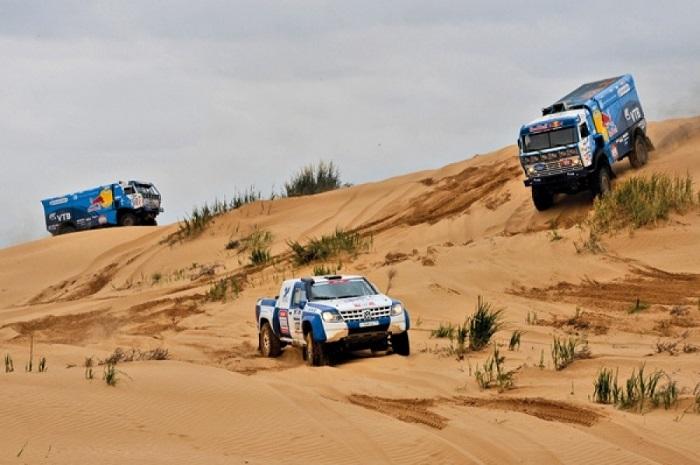 Ралли «Шелковый путь» и «Дакар» - не конкуренты