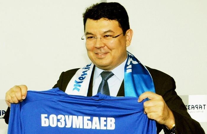 Бозумбаев о ценах на бензин: «Құдай қаласа, ситуация выровняется»