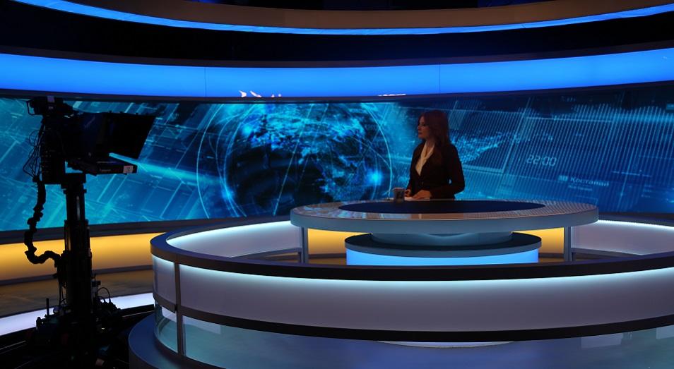 Роботы снимают новости на ТВ в Казахстане