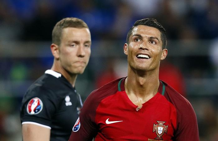 Евро-2016: Исландия идет стопами России, Роналду – стопами Кержакова?