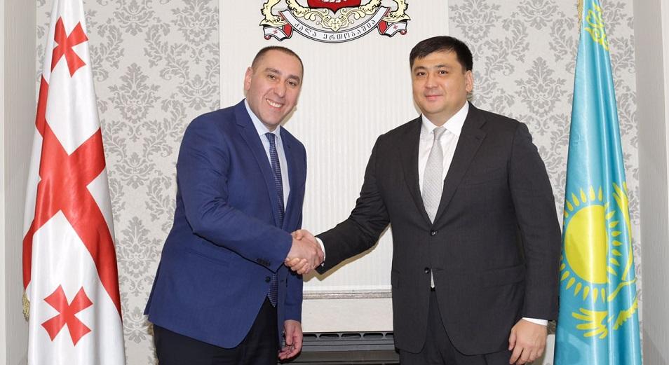 Генеральный директор группы компаний KMG International избран почетным консулом Грузии в РК