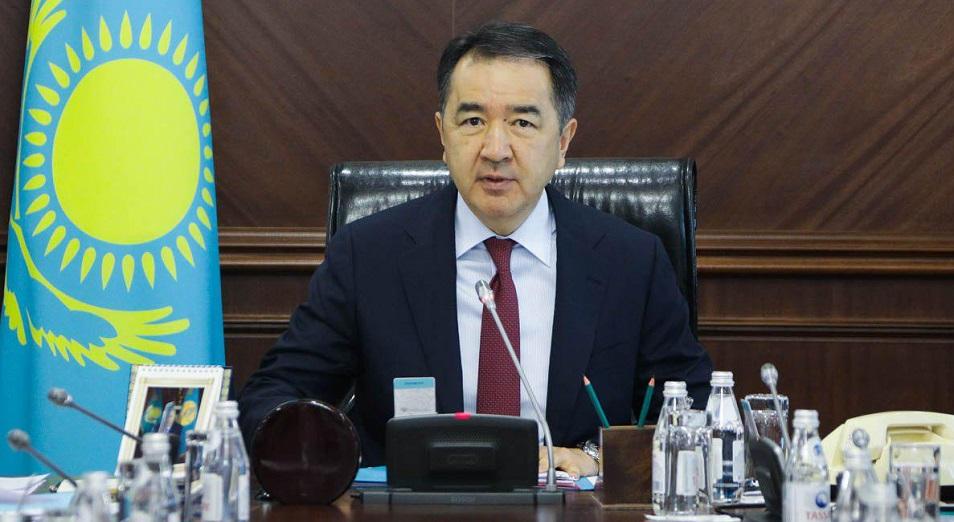Бакытжан Сагинтаев: «Нам не надо расслабляться»
